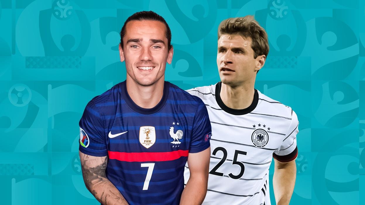 Франция — Германия. Прогнозы и ставки на первый топ-матч Евро 2020
