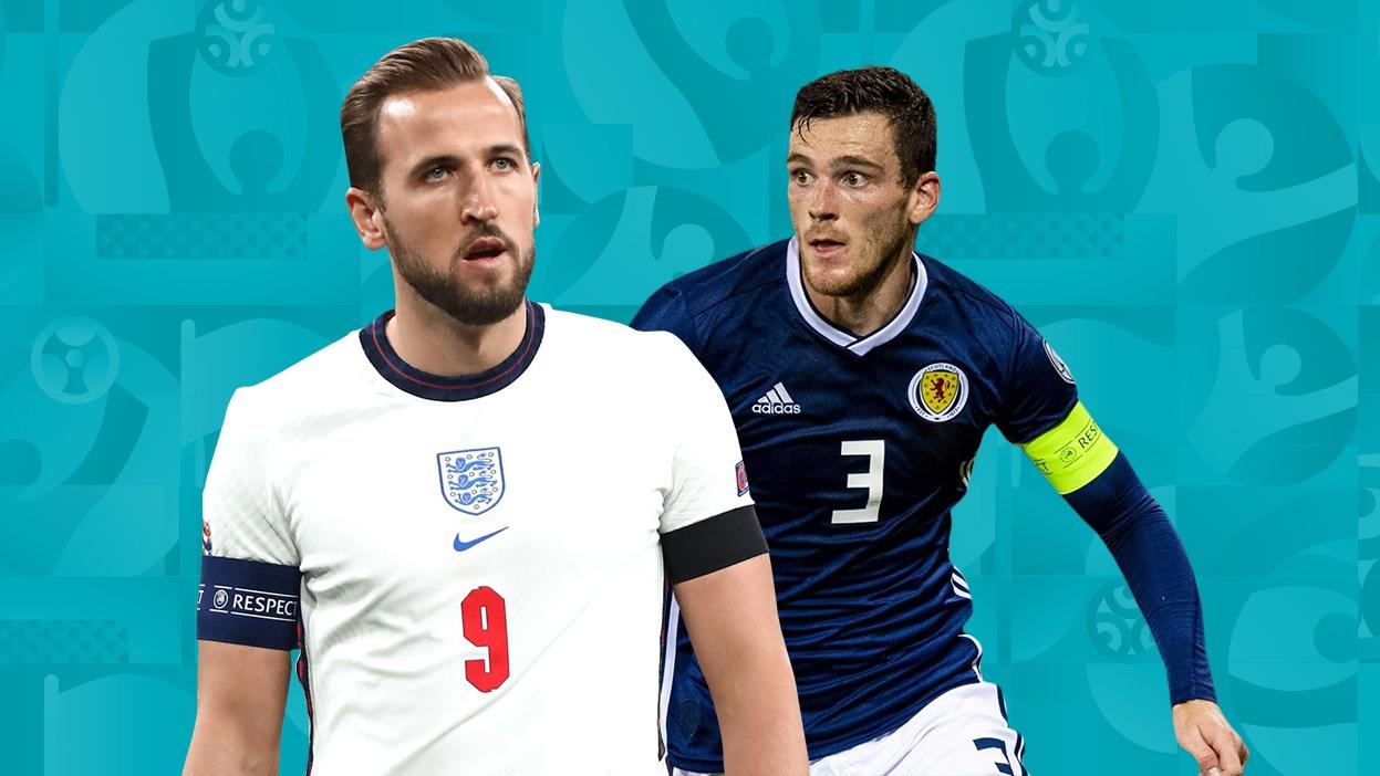 Англия — Шотландия. Прогнозы и ставки на матч дня Евро 2020