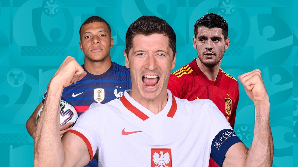 Испания — Польша, Венгрия — Франция. Прогнозы на Евро 2020