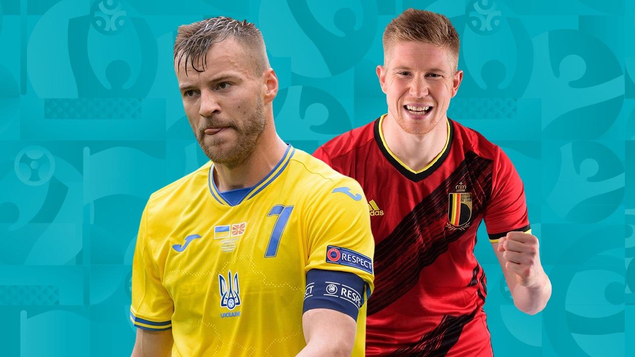 Украина — Австрия, Северная Македония — Нидерланды, Финляндия — Бельгия. Прогнозы на Евро-2020
