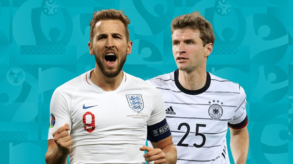 Англия — Германия, Украина — Швеция. Прогнозы на плей-офф Евро 2020