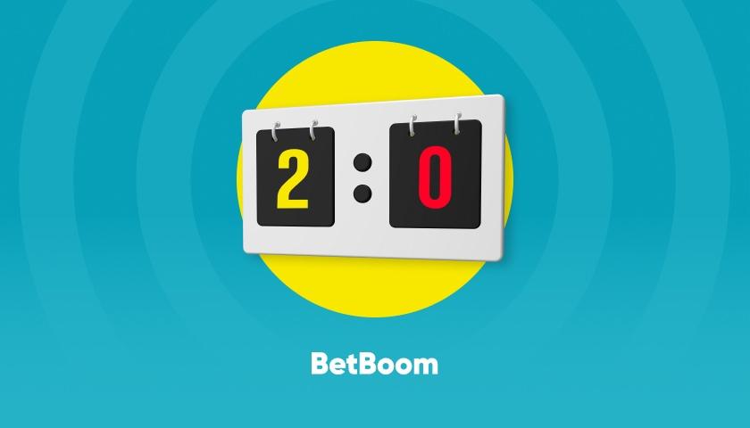"""Новая акция """"+2 в твою пользу"""" от BetBoom принесла игрокам небывалый выигрыш"""