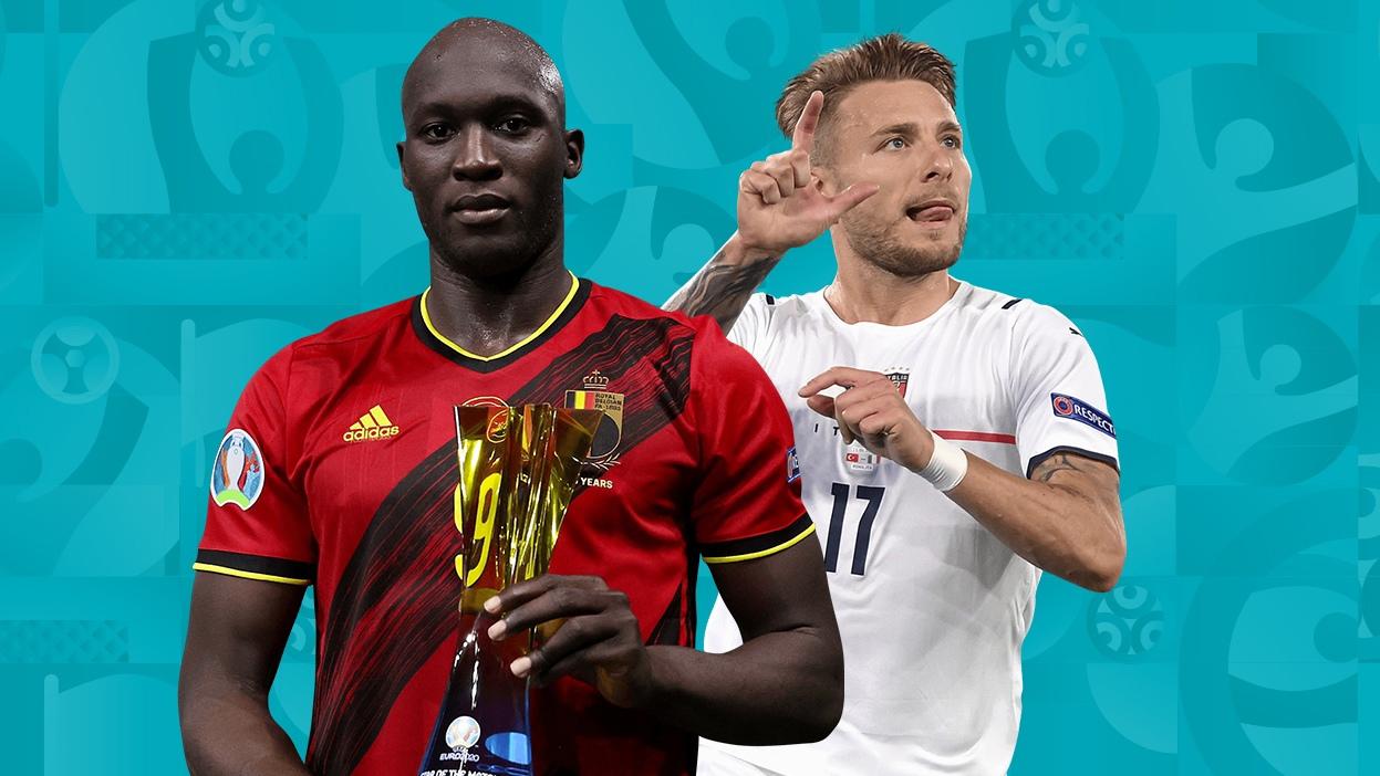 Бельгия — Италия, Швейцария — Испания. Прогнозы на 1/4 финала Евро 2020