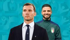 Грандиозная Италия, конец сказки Украины и другие итоги 1/4 финала Евро 2020