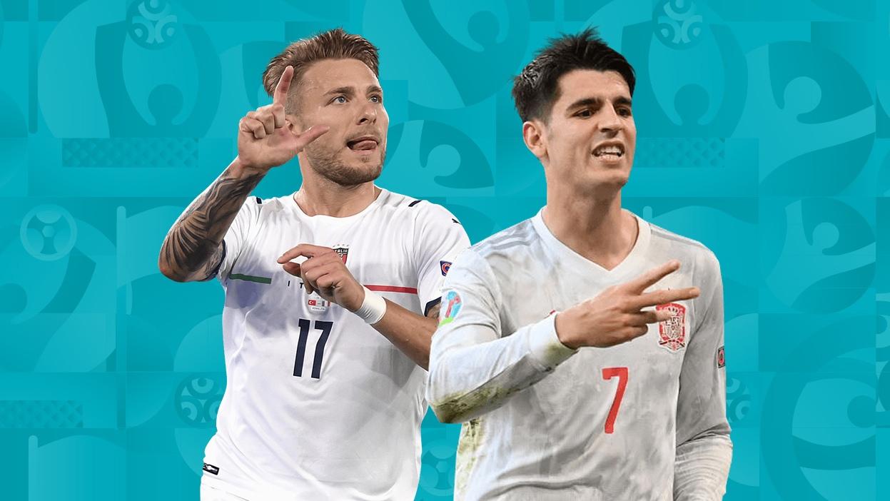 Италия — Испания. Прогноз и ставка на полуфинал Евро 2020