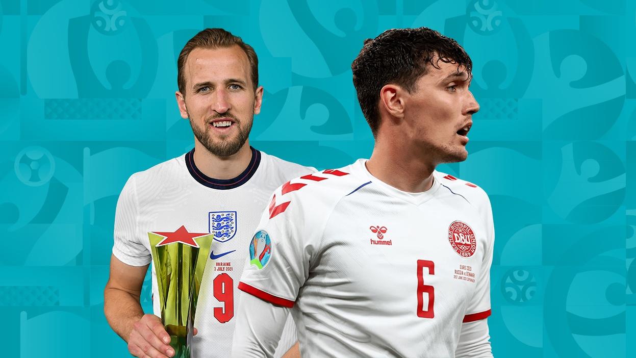 Англия — Дания. Прогноз и ставка на полуфинал Евро 2020