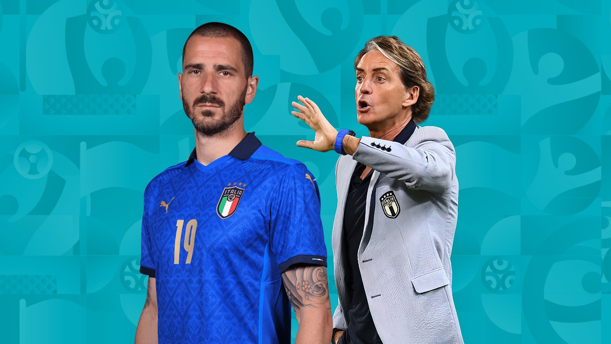 Волшебник Манчини и надежный Доннарумма — путь Италии к финалу Евро 2020