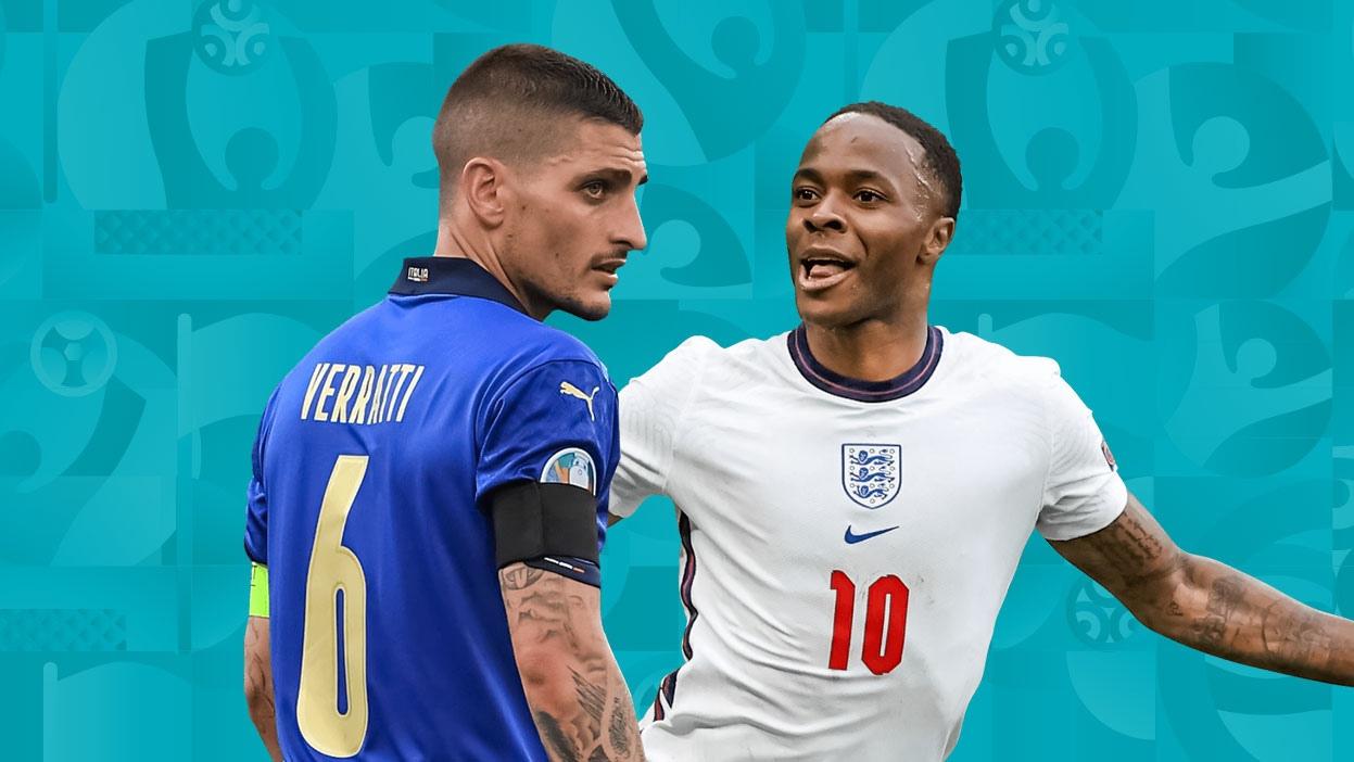 Италия — Англия. Прогноз и ставка на финал Евро 2020