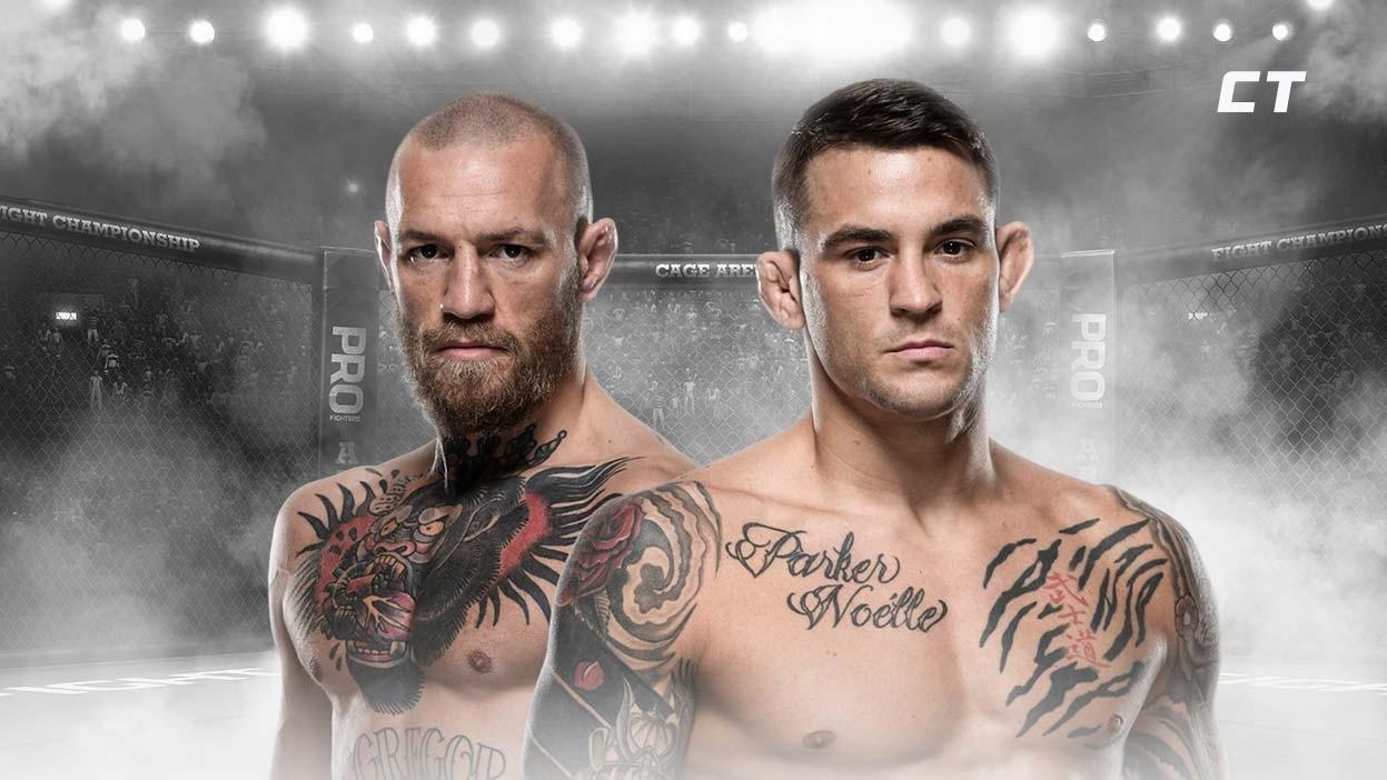 Конор Макгрегор - Дастин Порье. Прогнозы и ставки на UFC 264