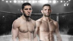 Ислам Махачев — Тиаго Мойзес. Прогноз с кэфом 2.40 на UFC Vegas 31