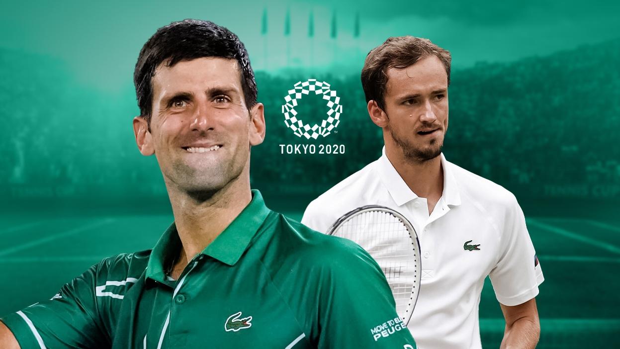 Победа Джоковича за 1.63 и другие прогнозы на теннисную Олимпиаду