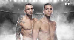 Александр Волкановски — Брайан Ортега. Прогноз с кэфом 1.73 на UFC 266