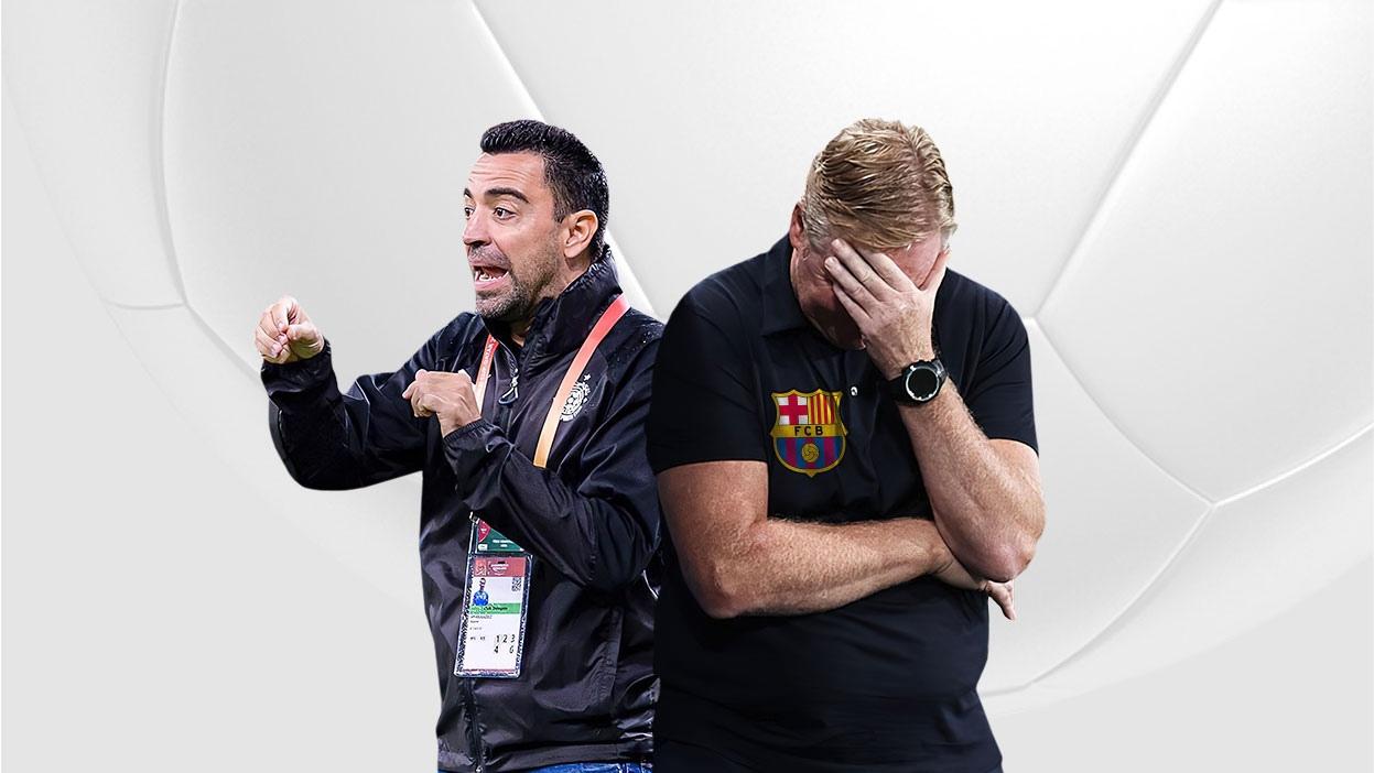 Кто возглавит Барселону вместо Кумана? Версия букмекеров