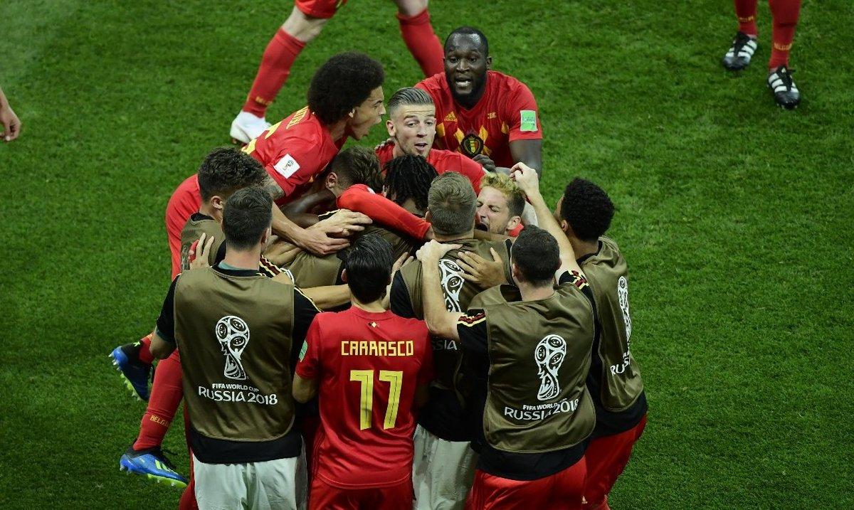 Пацаны со двора. Почему за Бельгию будет болеть весь мир в матче с бразильцами