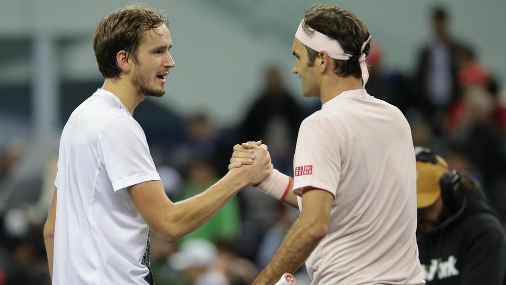 Медведев против Федерера, Джокович и другие прогнозы на теннис