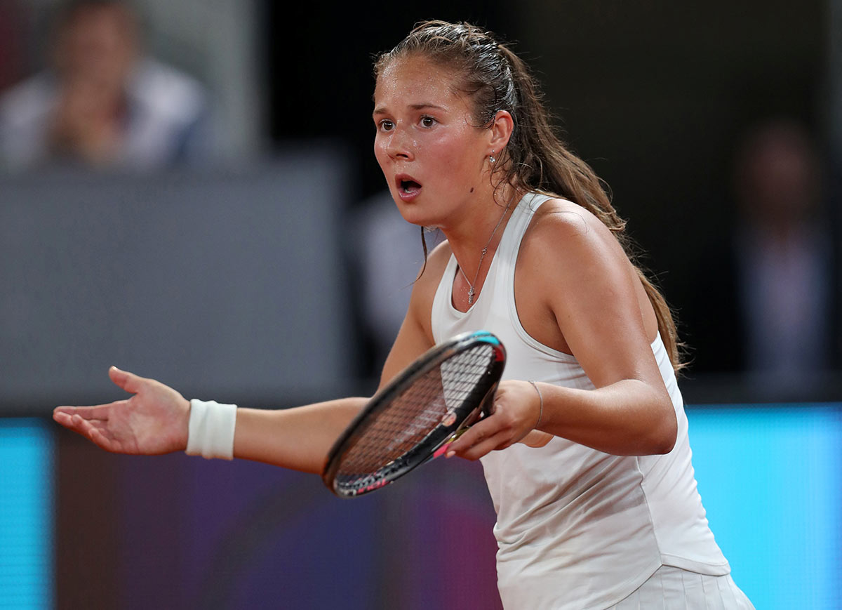 В топ-20 рейтинга WTA нет ни одной россиянки. Наш теннис упал на самое дно