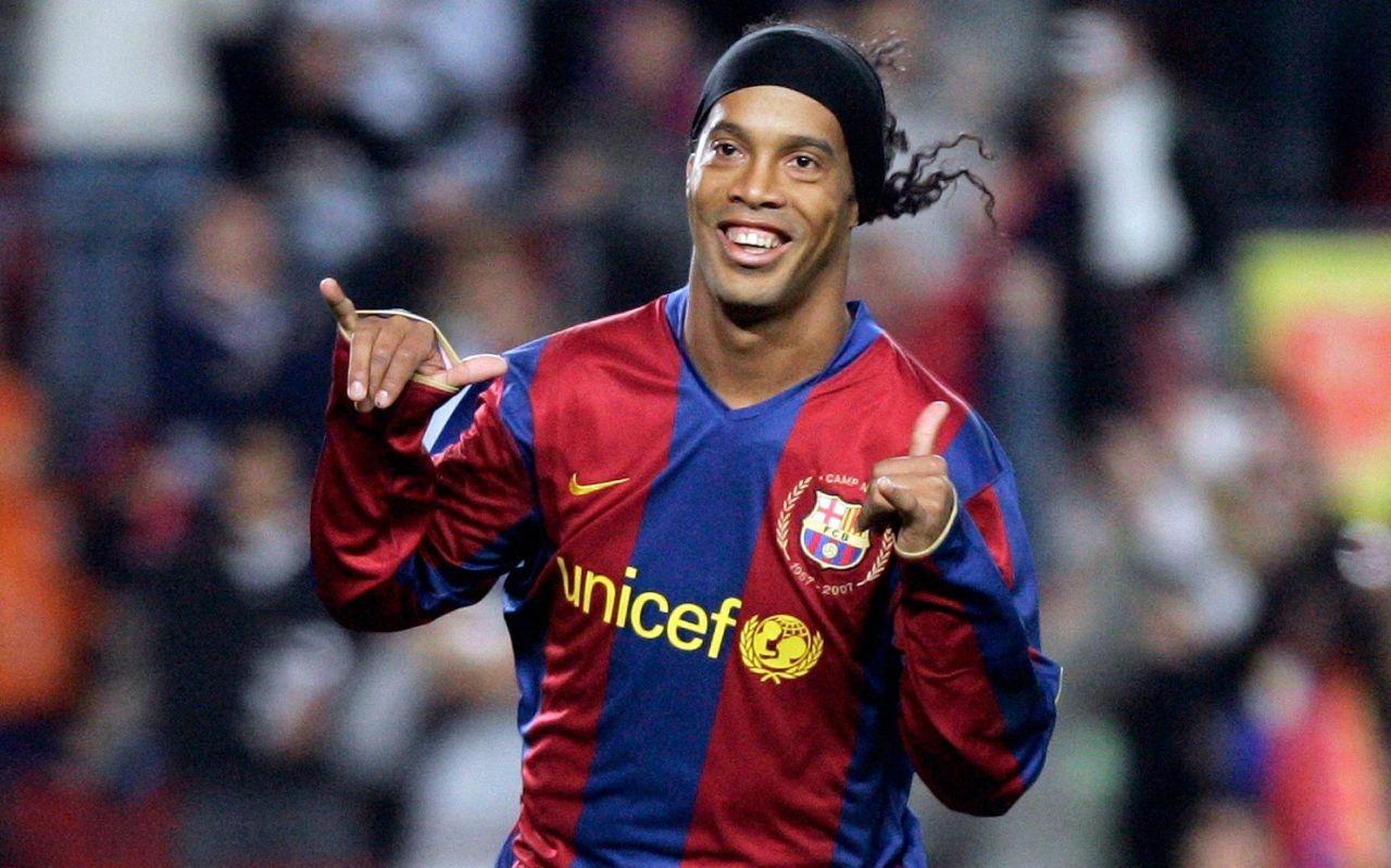 """Роналдиньо аплодировали даже на """"Бернабеу"""". Почему он так быстро сдулся?"""