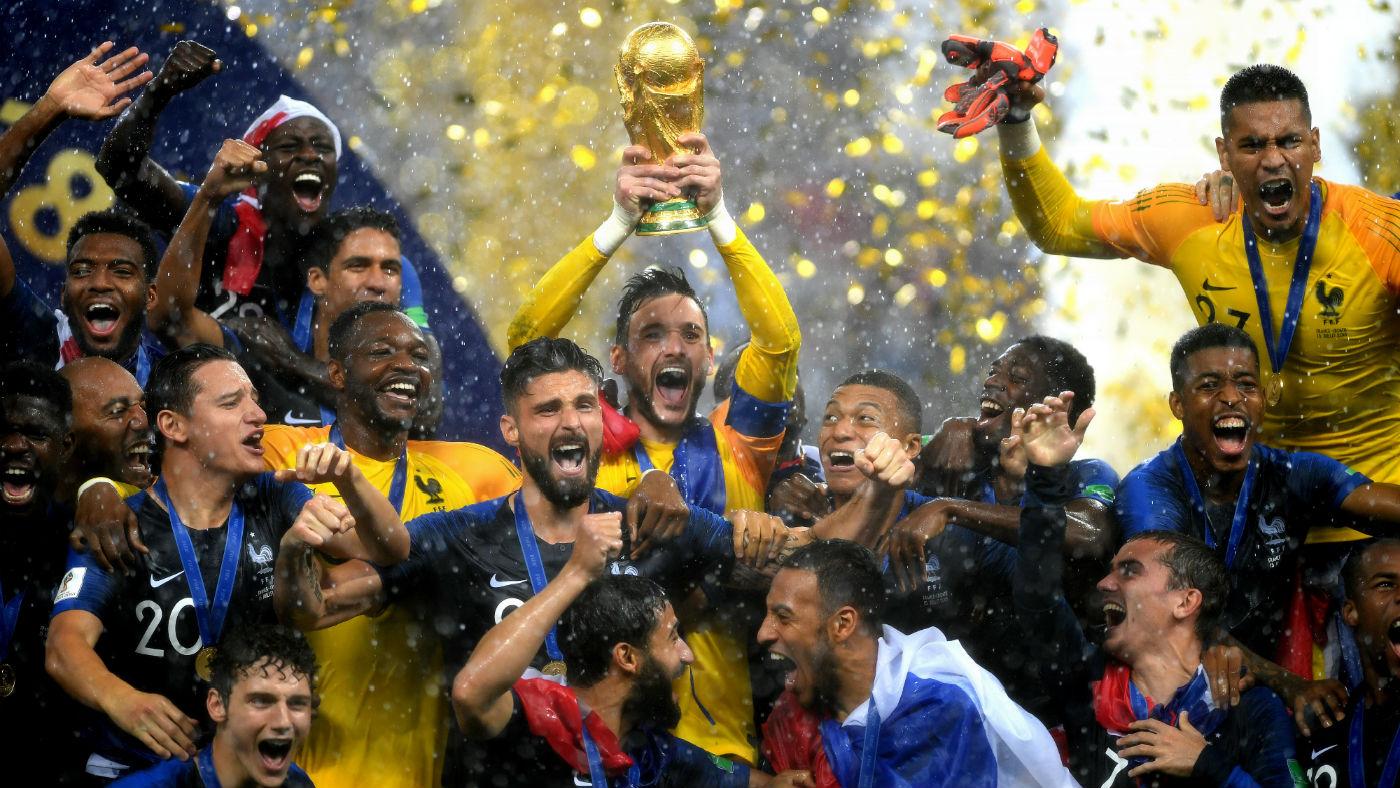 Франция — самый скучный чемпион мира