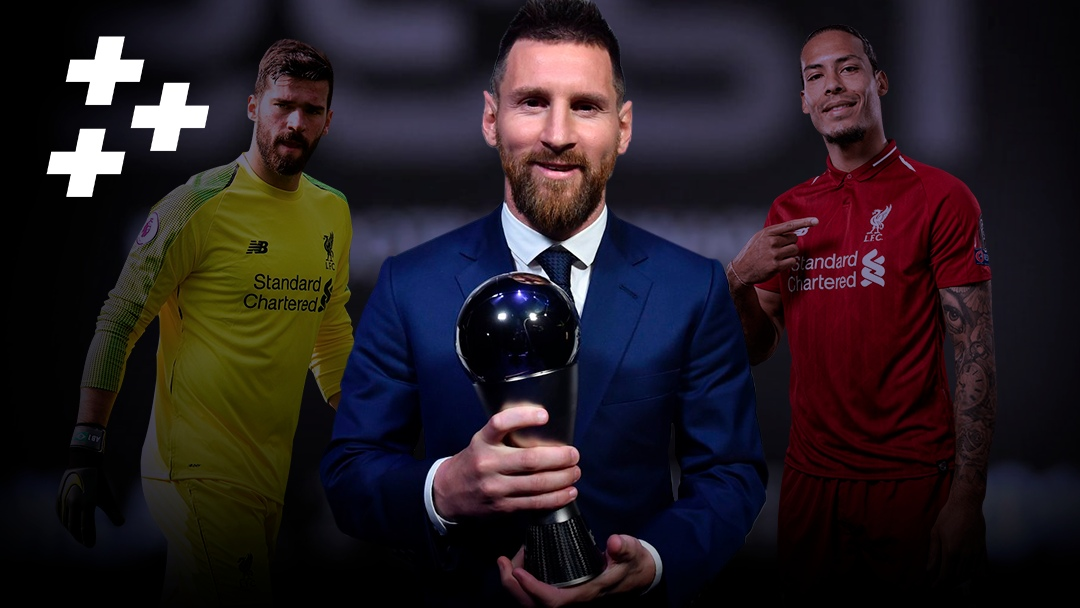 ФИФА обокрала ван Дейка и признала лучшим Месси. Это стыд!