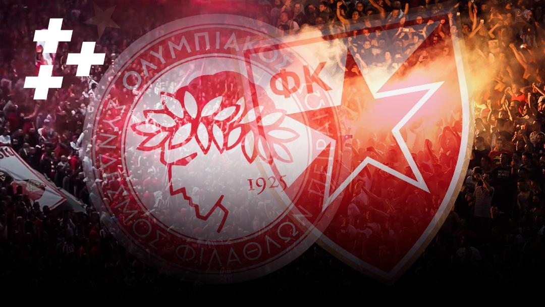 """Вам точно нужно посмотреть матч """"Црвена Звезда"""" – """"Олимпиакос"""" в Лиге чемпионов. Все из-за фанатов"""
