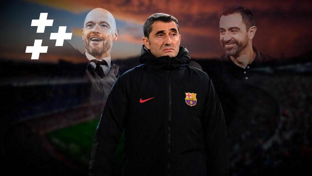 """Эрнесто, заткнитесь! Четыре кандидата на смену Вальверде в """"Барселоне"""""""