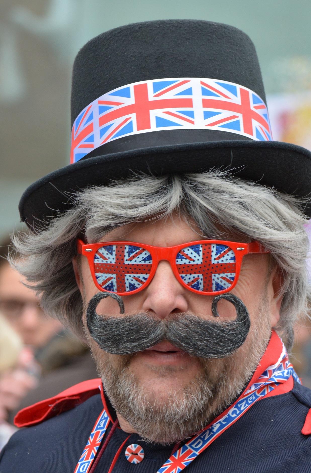 English Man  GB